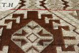 2017년 기하학 패턴 셔닐 실 Jcaquard 가구 직물 (FTH31101)