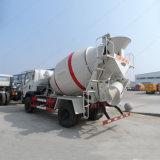 Sinotruk Cdw 4X2 Betonmischer-LKW-Feuergebühren-LKW