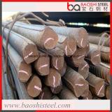 Material de construcción Hrb 400/500 Rebar de acero (barra deformida)
