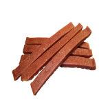 Las series de la salchicha dirigen el alimento de animal doméstico promocional del palillo del pato del producto del molino