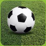 50mm de altura de monofilamentos de campo de futebol de relva artificial