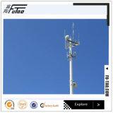 30 de Antenne van de Telecommunicatie van M 35m Monopole met de Verbinding van de Misstap