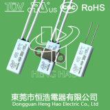 Interruptor térmico bimetal de batería recargable