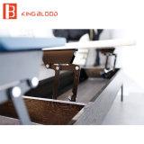 Het houten Hout van de Koffietafel van de Lijst van het Hout van de Pijnboom van de Lijst Moderne en Decoratieve Stevige