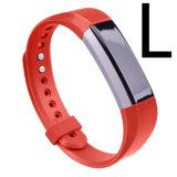 De slanke Kleurrijke Riem van het Horloge Silicone/TPE voor Fitbit Alta