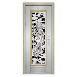 Puerta caliente del acero inoxidable del diseño de Attreciative de las ventas