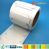 ISO18000C EPS Gen2 MonzaR6 UHFRFID op de Markering van het Metaal