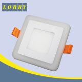 Qualitätsdoppelte Farben-quadratische Instrumententafel-Leuchte
