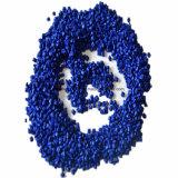 Qualität pp. PET blaue Masterbatch berühmte Fabrik-China-Qualität und Preis für Feder