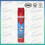 Jet de rampement de 123 de marque de mouche de tueur de jet de fournisseur insecticides de Permethrin