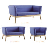 Sofà moderno del tessuto della mobilia per uso dell'ufficio e del salone