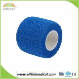 China-Hersteller-nichtgewebte selbstklebende elastische Verbände (CE/FDA Zustimmung)