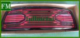 Сетка крышку на передней решетке АБС для 09-12 Dodge RAM 1500