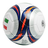 Taille standard de 5 ballon de football en cuir matériau TPU