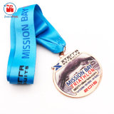 Piscina personalizado Natation Backsroke Freestyle Medalha Breastsroke