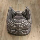 애완견 침대를 채우는 호화스러운 연약한 애완 동물 소파 디자인 고양이 침대