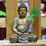 L'ornamento degli articoli fornenti perfezionamento la decorazione della casa e del giardino del Buddha dell'oro