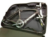 갯솜을%s 가진 까만 방수 EVA 자전거 상자