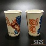 Foodgrade vasos de papel desechable para refresco 16oz.