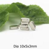 Permanenter starker Neodimium Magnet der Fertigung-N52