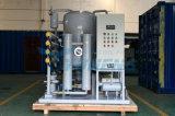 Fiable y Eficiente de aceite de turbina de vacío Máquina purificadora