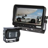 7-Inch Waterproof o sistema sem fio da câmera do Rearview do carro de Digitas com o monitor para o rv e o campista