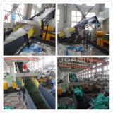 De hoge Efficiënte pp Geweven Extruder die van het Recycling van de Zak 500kg/H Machine pelletiseert