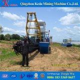 浚渫、Desilting及び砂の詰物のための12インチ油圧カッターの吸引の浚渫船