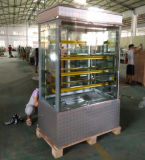 Contador do indicador do bolo do refrigerador de R134A/Showcase refrigerador da padaria (S750V-M)