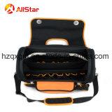 Bester Qualitätsoxford-Gewebe-Fremdfirma-Werkzeugkoffer-HilfsmittelTote mit Deckel