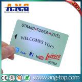 銘柄のロゴの印刷MIFARE 1Kのホテルの鍵カード
