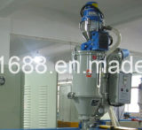 Máquina de extrusão de Fábrica em funcionamento