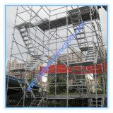Coffre-fort SGS Kwikstage approuvé galvanisé à chaud pour la construction d'Échafaudage