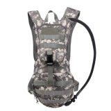 Sac fait sur commande de paquet d'hydratation de sac à dos de camouflage en gros avec la vessie de l'eau