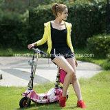Bike самоката дешевой складчатости электрический для взрослого и детей