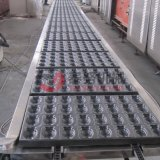 Le gaz four tunnel Cupcake Ligne de production de cuisson