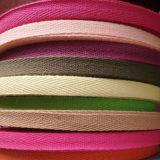 """1"""" de ancho, con los logotipos personalizados cinta tejida de algodón bolsa de tejido Jacquard"""