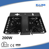 Al aire libre de alta potencia 100W LED 200W LA LUZ DEL TUNEL 5años de garantía.