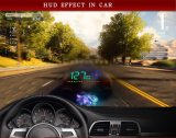 3.5 Inch Hud Head up Display A2 GPS for Universal Because