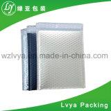 Bolso plástico de encargo del sobre del sobre de la burbuja de aire del embalaje