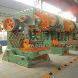 As peças de automóvel J23 escolhem a máquina aluída da imprensa de perfuração do aço inoxidável 10t de imprensa de potência