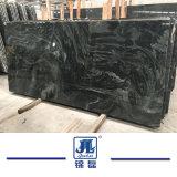 석판 도와 Coutertop 의 벽, 지면 훈장 단계 허영 상단을%s 자연적인 Polished 은하수 녹색 대리석