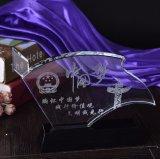 De elegante Toekenning van de Trofee van het Kristal voor de Gift van de Herinnering