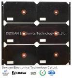 PWB frente e verso da placa de circuito impresso com a alta qualidade para a eletrônica
