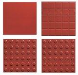 Telhas de barro vermelho / piso de mosaico de tijolos de terracota para material físico ocupado