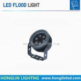 Voyant LED Hotsale Rez de jardin Projecteur à LED 6 W