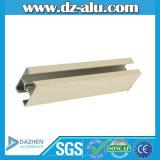 Prix en aluminium d'aluminium d'extrusion de châssis de fenêtre de glissement de profil d'enduit de poudre du marché du Nigéria
