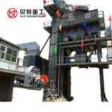 80tph fábrica de mistura quente de plantas de asfalto