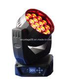 19X12W перемещение головки светодиодный свет&зум освещения сцены