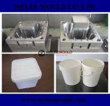 Fábrica plástica do molde da cubeta do tumulto